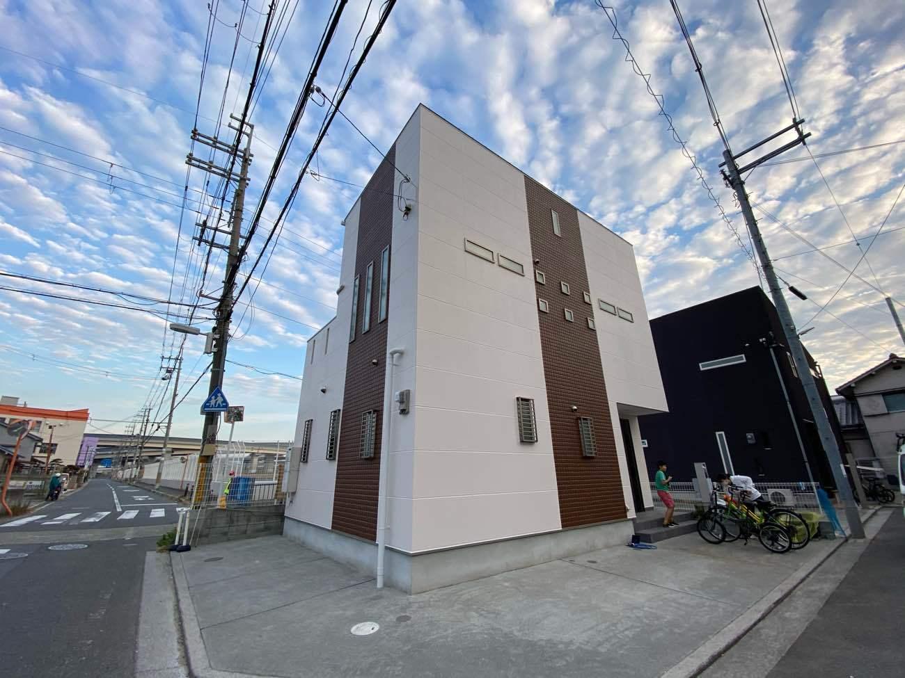 堺市にて外壁塗装とコーキング打ち替え施工後のアンケートご紹介